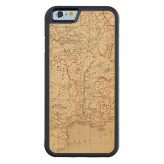La Gaule Romaine Carved Maple iPhone 6 Bumper Case