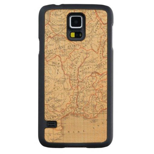 La Gaule Romaine Carved® Maple Galaxy S5 Slim Case