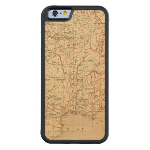 La Gaule Romaine Carved® Maple iPhone 6 Bumper Case