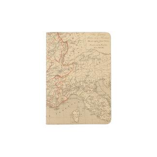 La Gaule Romaine Passport Holder