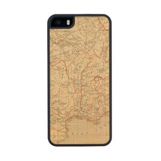 La Gaule Romaine Wood iPhone SE/5/5s Case