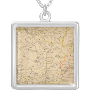La Gaule Silver Plated Necklace