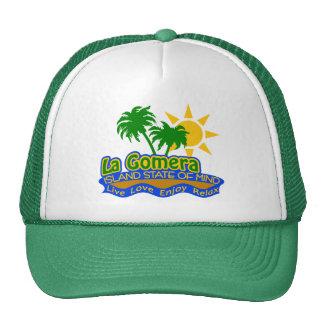La Gomera State of Mind hat - choose color