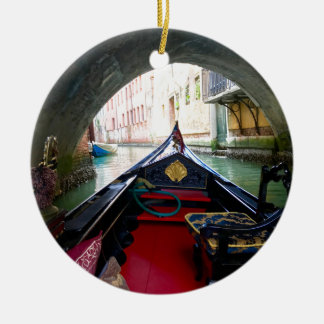 La Gondola Christmas Ornament