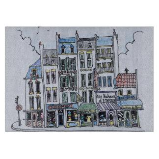 La Grand Rue   Boulogne-Sur-Mer, France Cutting Board