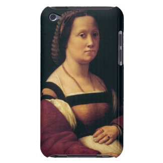 la gravida by Raffaello Sanzio da Urbino iPod Touch Cover
