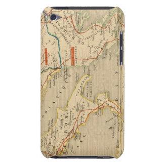 La Grece et l'Italie, 306 a 410, ap JC iPod Touch Covers