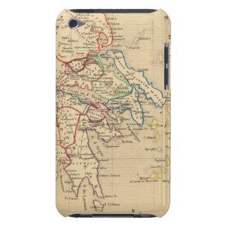 La Grece et partie de l'Asie Mineure, av JC 1190 iPod Touch Case