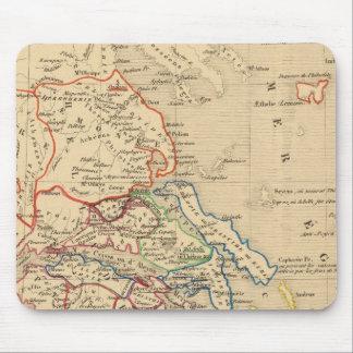 La Grece et partie de l'Asie Mineure, av JC 1190 Mouse Mat