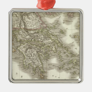 La Grece - Greece Christmas Ornament