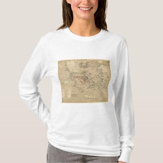La Grece, les cotes de l'Asie Mineure T-Shirt