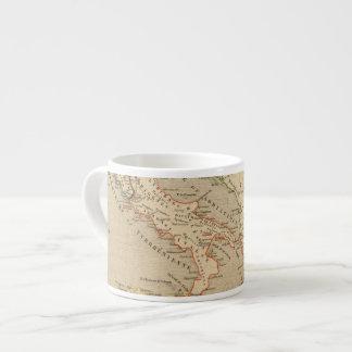 La Grece, l'Italie, 1190 a 504 av JC Espresso Cup
