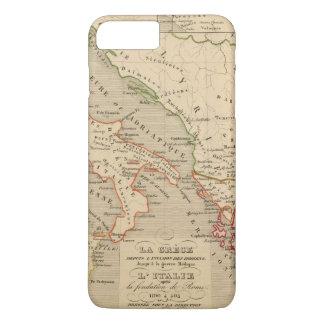 La Grece, l'Italie, 1190 a 504 av JC iPhone 8 Plus/7 Plus Case