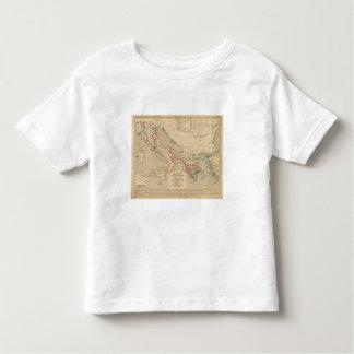 La Grece, l'Italie, 1190 a 504 av JC Toddler T-Shirt