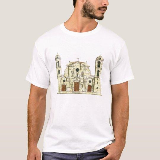 La Habana Cathedral. Cuba T-Shirt