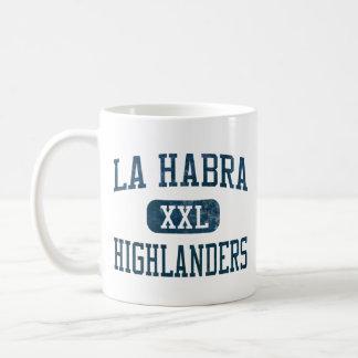 La Habra Highlanders Athletics Coffee Mug