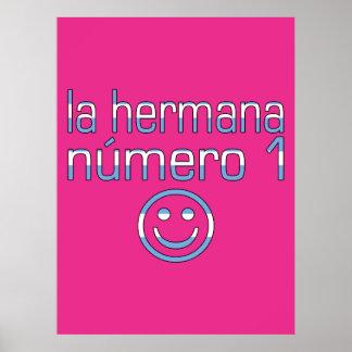 La Hermana Número 1 - Number 1 Sister in Argentine Posters