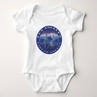 LA Hollywood cool Baby Bodysuit