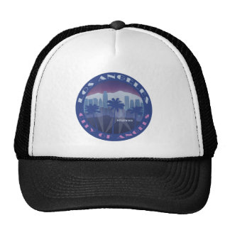 LA Hollywood cool Mesh Hats
