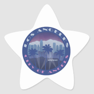 LA Hollywood cool Stickers