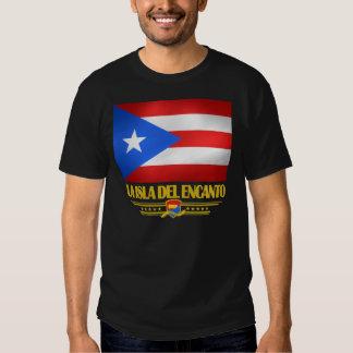 La Isla del Encanto Tshirts