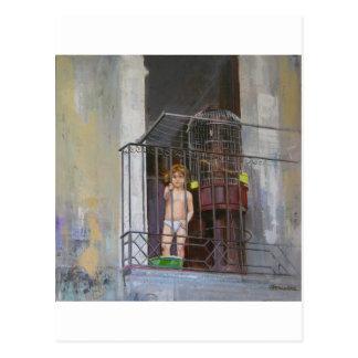 La Jaula Postcard