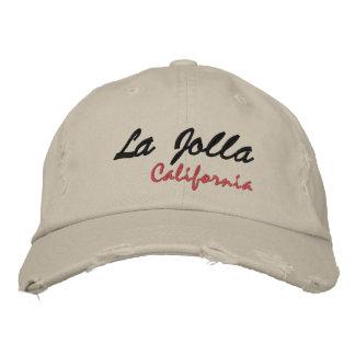 La Jolla, California Embroidered Baseball Cap