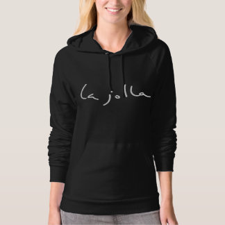 La Jolla California Signature Hooded Sweatshirt