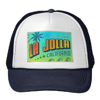 LA JOLLA MESH HAT