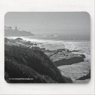 La Jolla coast mousepad