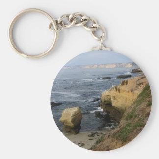 La Jolla Perch Keychain