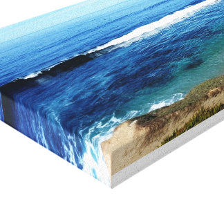 La Jolla Shores California Wrapped Canvas Canvas Prints