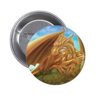 La lignée des dragons : M4 6 Cm Round Badge
