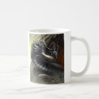 La lignée des dragons - Tasse Basic White Mug
