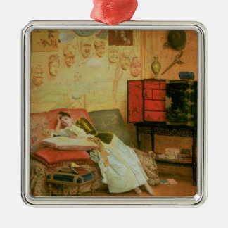 La Liseuse Christmas Ornament