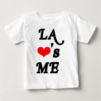 LA Loves me - Los angeles Baby T-Shirt