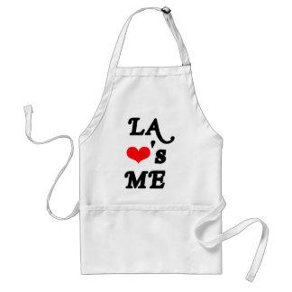 LA Loves me - Los angeles Standard Apron