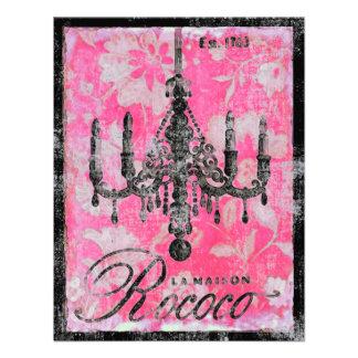 La Maison Rococo Invitation