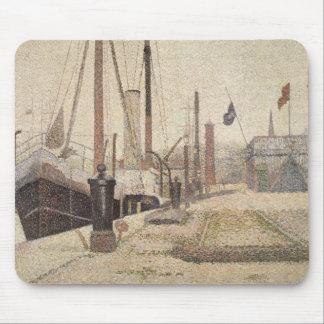 La Maria at Honfleur, 1886 Mouse Mat