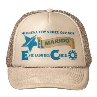 La Mayoria Del Marido Favorecido© Castillo Trucker Hats