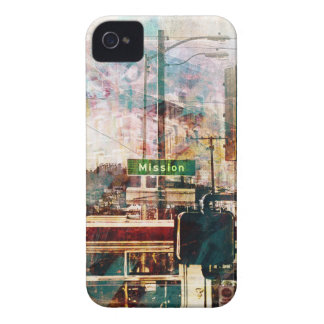 La Mission aka the District Vibe of SanFrancisco iPhone 4 Covers