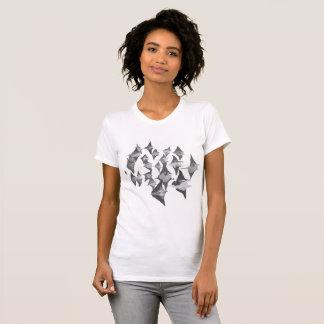 La Monde - Stingray Women's V T-Shirt