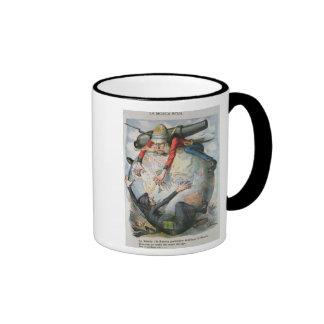 La Mosca Roja Ringer Mug