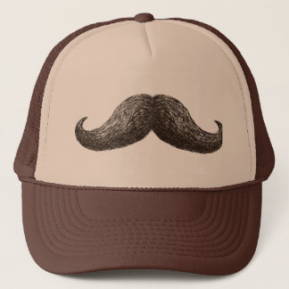 La Moustache Trucker Hat