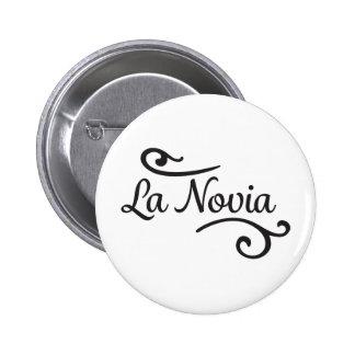 La Novia Button