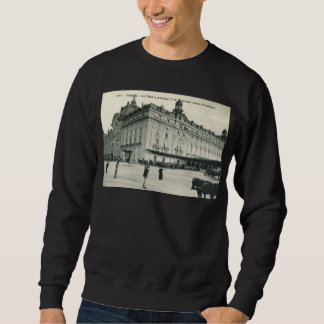 La Palais d'Orsay Paris 1908 Vintage Pullover Sweatshirt
