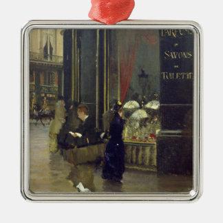 La Parfumerie Viollet, Boulevard des Capucines Christmas Ornament