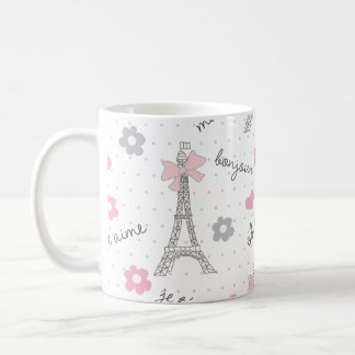 La Parisienne Basic White Mug