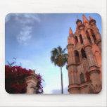 La Parroquia, San Miguel, Mexico, Mousepad