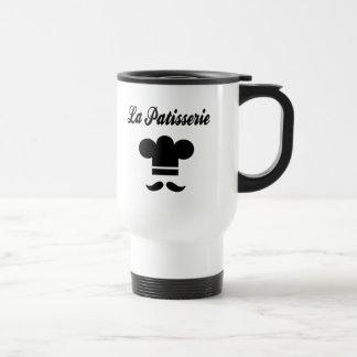 La Patisserie Pastry Chef Stainless Steel Travel Mug